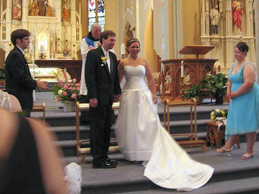 2008 William Dobbins Wedding