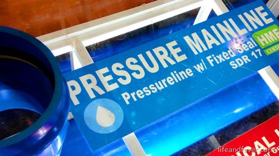 Neltex pressureline pipe