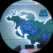 Карты стран, регионов и т.д.
