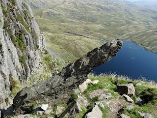 Fallen Rock on Jacks Rake