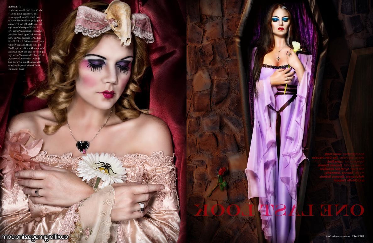 makeup artist : Deanna Roberts
