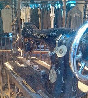 historische nähmaschinen