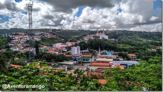 Cidade de Bananeiras - PB