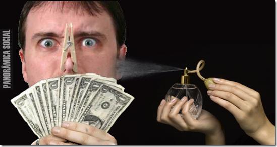 Perfumando o capitalismo