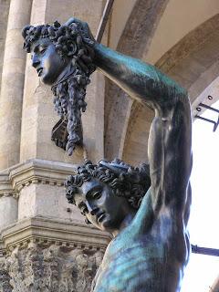 Perseo, Mató a la Gorgona Medusa