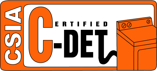 Certified Dryer Exhaust Technician