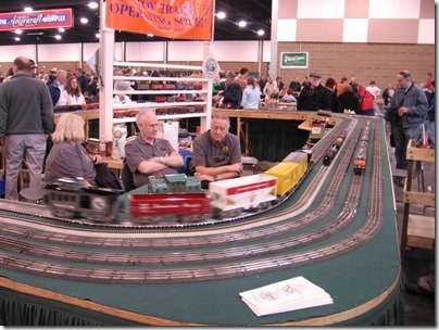 IMG_0856 Toy Train Operating Society - Canadian Division at the WGH Show in Puyallup, Washington on November 21, 2009