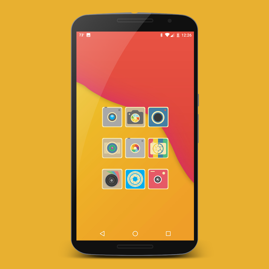 Retrofit Icon Pack Screenshot 8