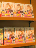 A Japanese romance novel, with a title playing on LDK (which means a rental unit with living, dining, and kitchen rooms)