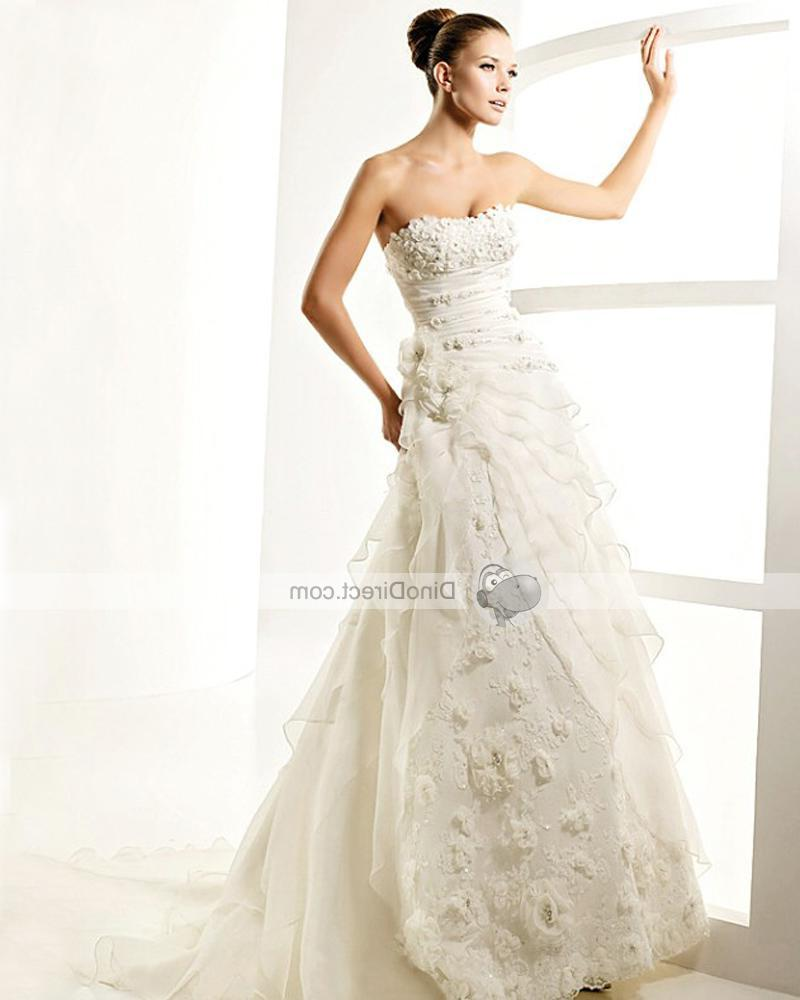 lace wedding dresses 2011
