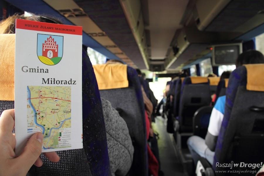Gmina Miłoradz - wycieczka autokarowa