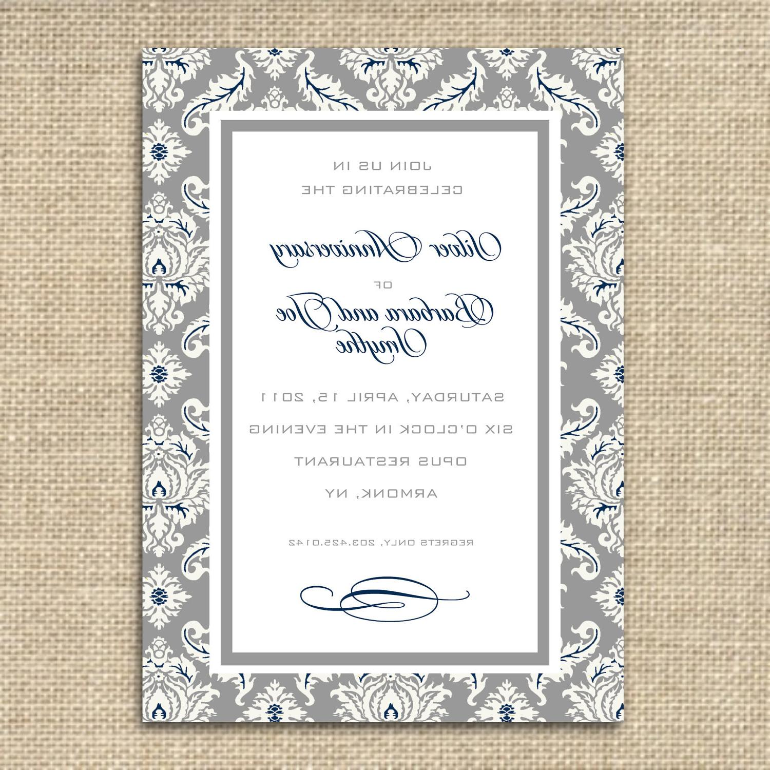These invitations are perfect