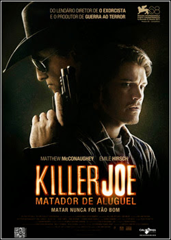 Killer Joe – Matador de Aluguel – AVI Dual Áudio + RMVB Dublado