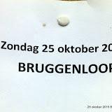 Bruggenloop, 25-10-2015