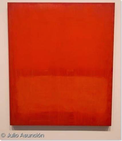 Sin título - Mark Rothko - Museo Universidad de Navarra