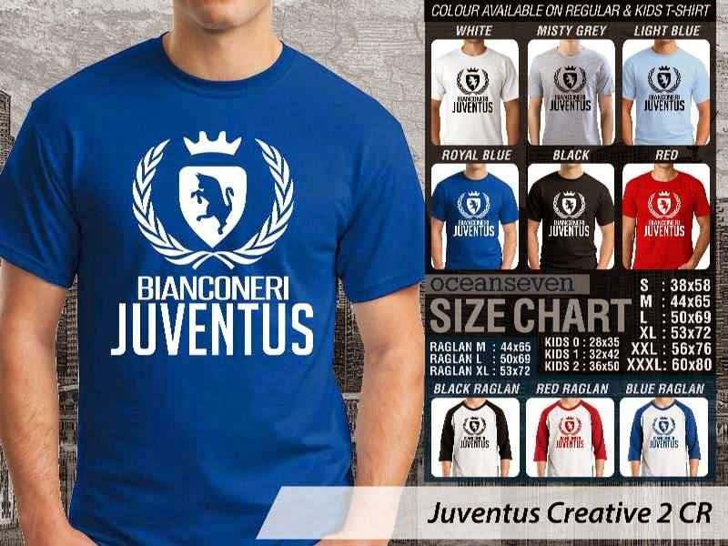 Kaos Bola Juventus 13 Lega Calcio distro