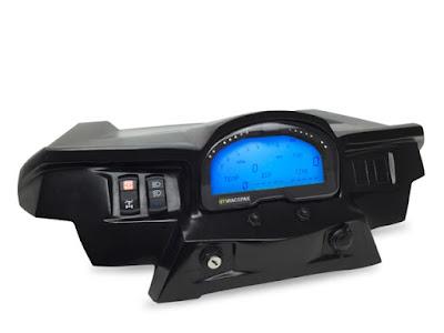 UTV Racepak IQ3RZR Dash Kit