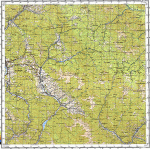 Map 100k--m34-132--(1977)