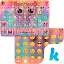 Download Android App Owl Kika Emoji Keyboard Theme for Samsung