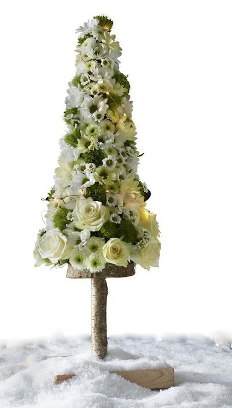 7---Chrysant_kerstboom