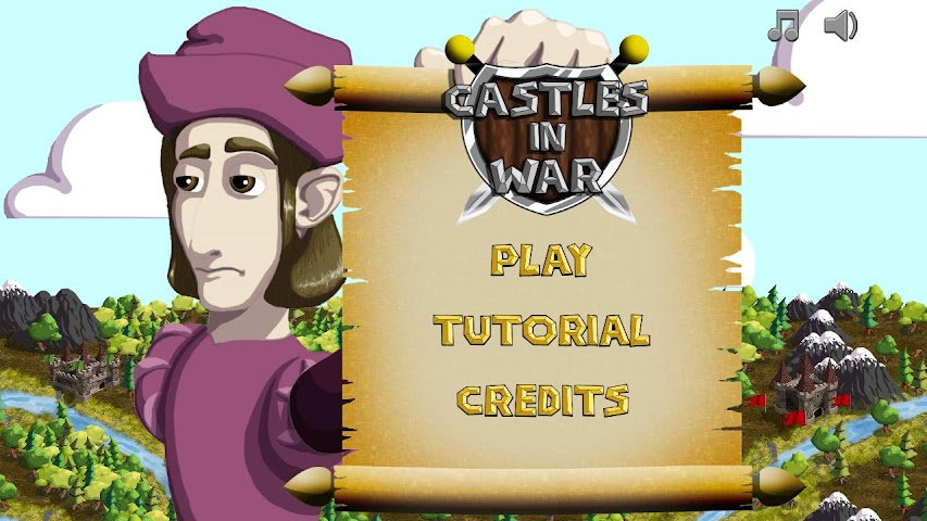 android Castles in War Screenshot 4