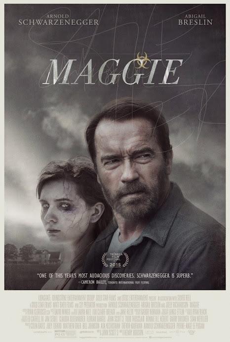 Μάγκι (Maggie) Poster