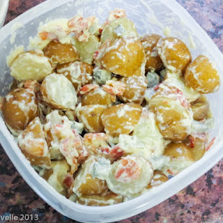 Potato Salad With Gherkins Recipes