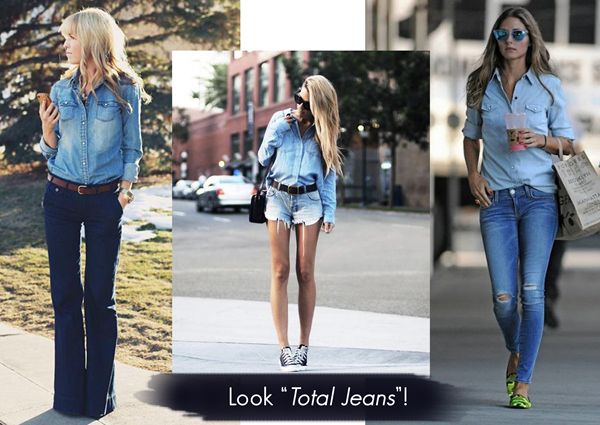 looks total jeans