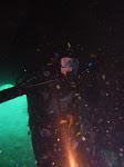 Luce dans la grotte