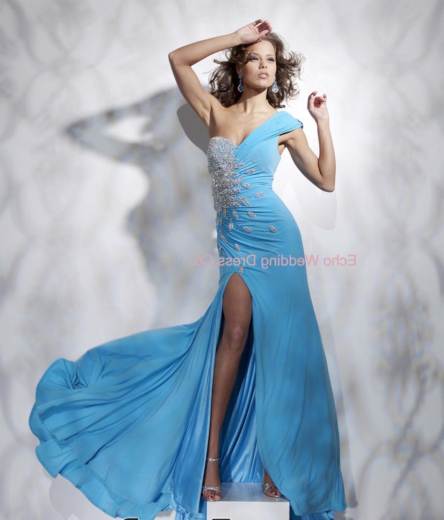 Jeweled Evening Dress  EDN69