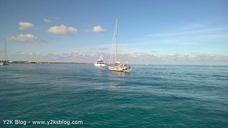 Con ZoomaX un pò più a nord di Cala Sabina - Formentera