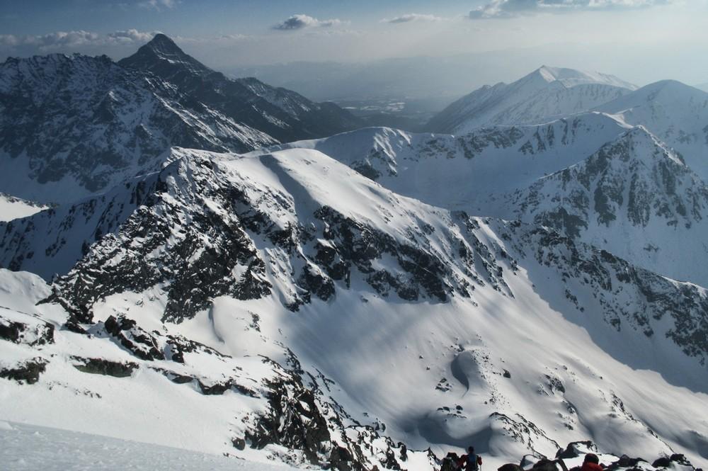 Dolina Walentkowa i Walentkowy Wierch