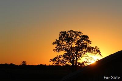 Sunset September 13