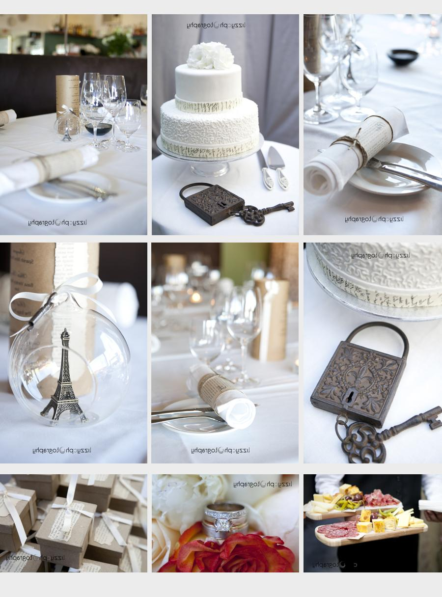 book paris theme wedding A
