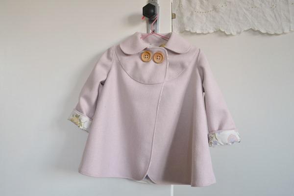 Pipi's new coat