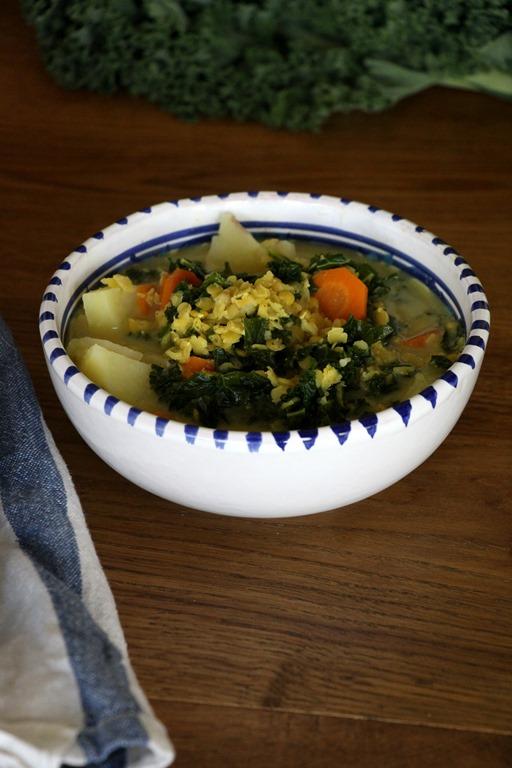 Grünkohl Curry, Linsencurry, Grünkohlcurry, Veganes Grünkohl Curry,