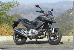 Geezer With A Grudge Bike Review Honda Nc700x