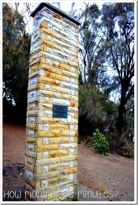 Captain Cook Monuments, Bruny Island, TAS~How Many More Minutes?