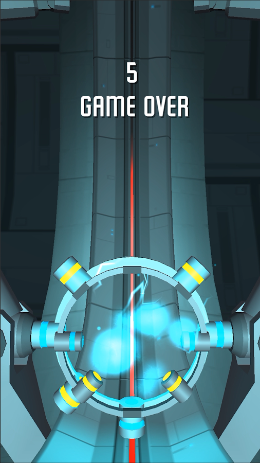 Spin Reactor: Fast Reaction Puzzle Game Screenshot 4