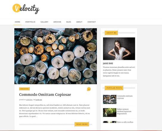 velocity-template