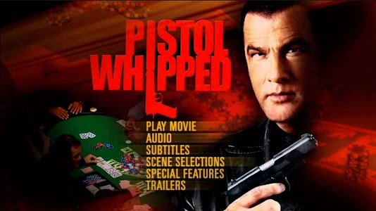Wanted movie pistol
