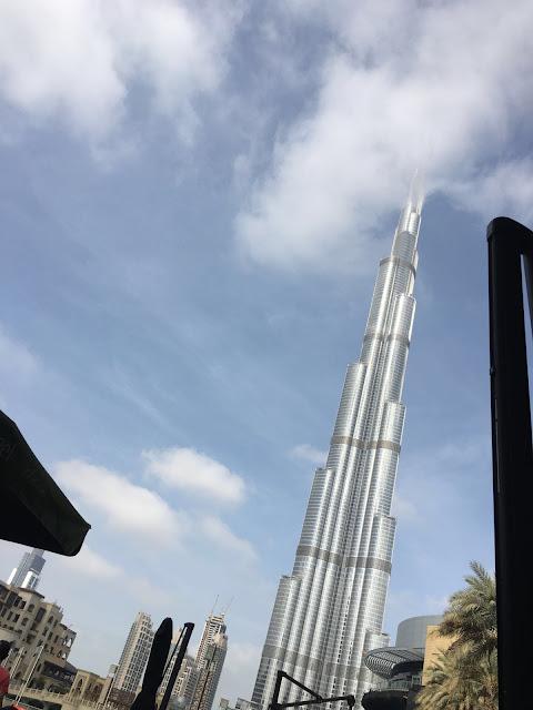 Delle cose nascoste e dei numeri dubai il grattacielo for Il piu alto dei cieli cruciverba