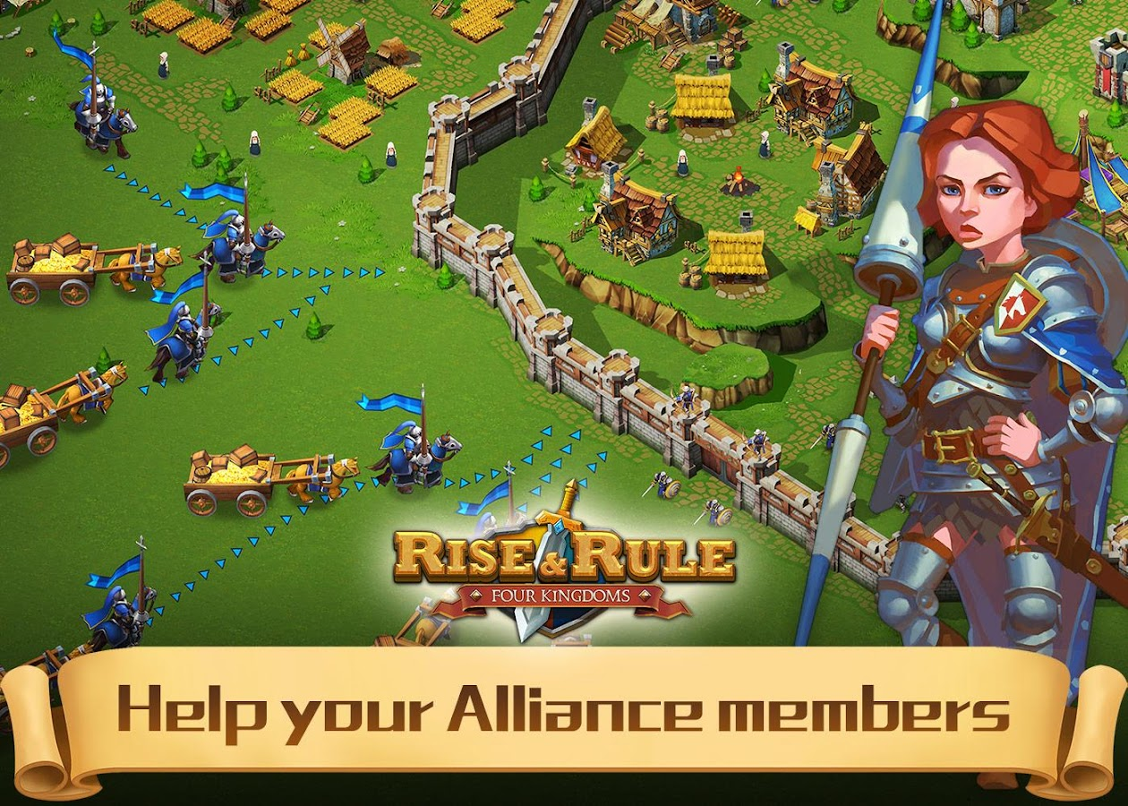 Rise & Rule: Battle for Throne Screenshot 10