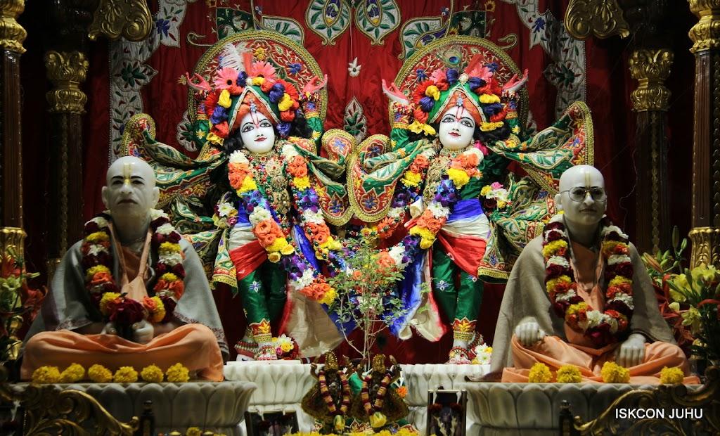 ISKCON Juhu Sringar Deity Darshan 09 Feb 16 (42)