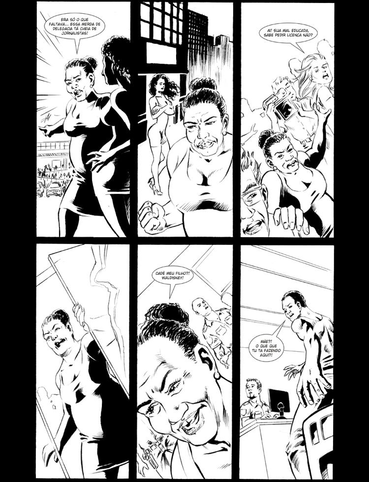 Guardião Noturno 4 - Página 12