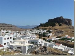 20150618_Lindos and Acropolis Eastern side (Small)