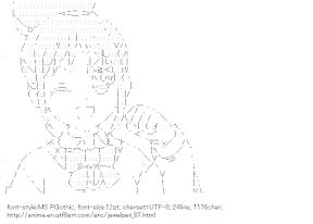 [AA]Hanayama Ruruka (Jewelpet)