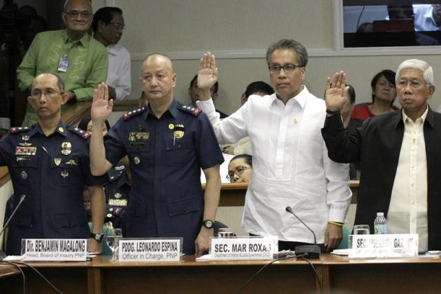 Image of Why Resuming the Investigation of the Mamasapano Encounter Bad for Mar Roxas