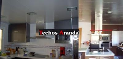 Techos en Baena