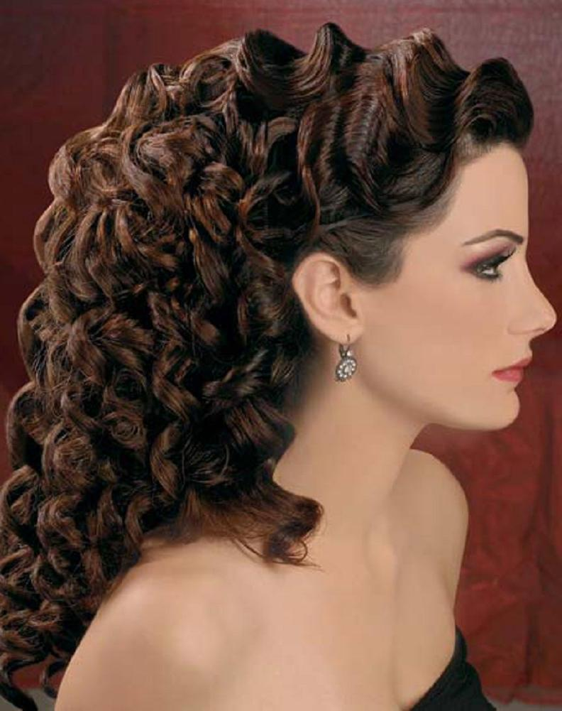 Long Curly Hairstyles,